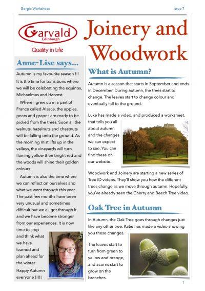 Newsletter Issue 7